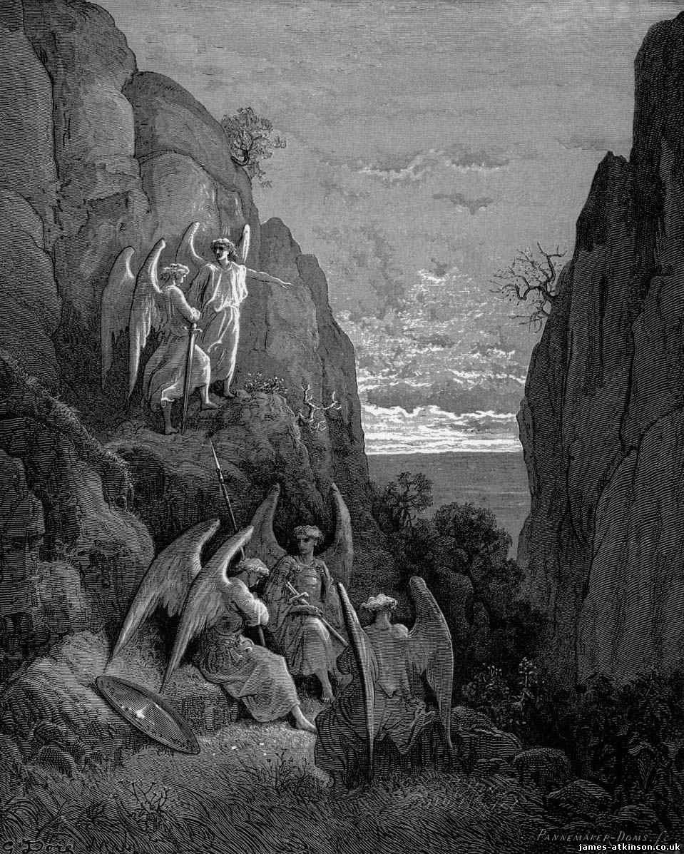 the character of satan in john miltons paradise lost Paradise lost: character profiles milton's satan was much admired by romantic poets as the arch rebel who will make his own world milton john paradise lost log in or register to post comments paradise lost study guide (choose to continue.