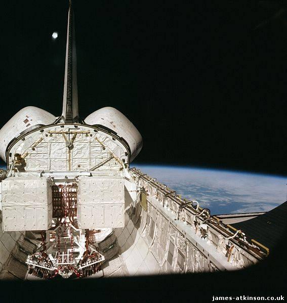 space shuttle atlantis tile damage - photo #37